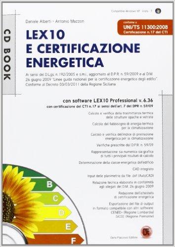 Aggiornamento certificazione energetica